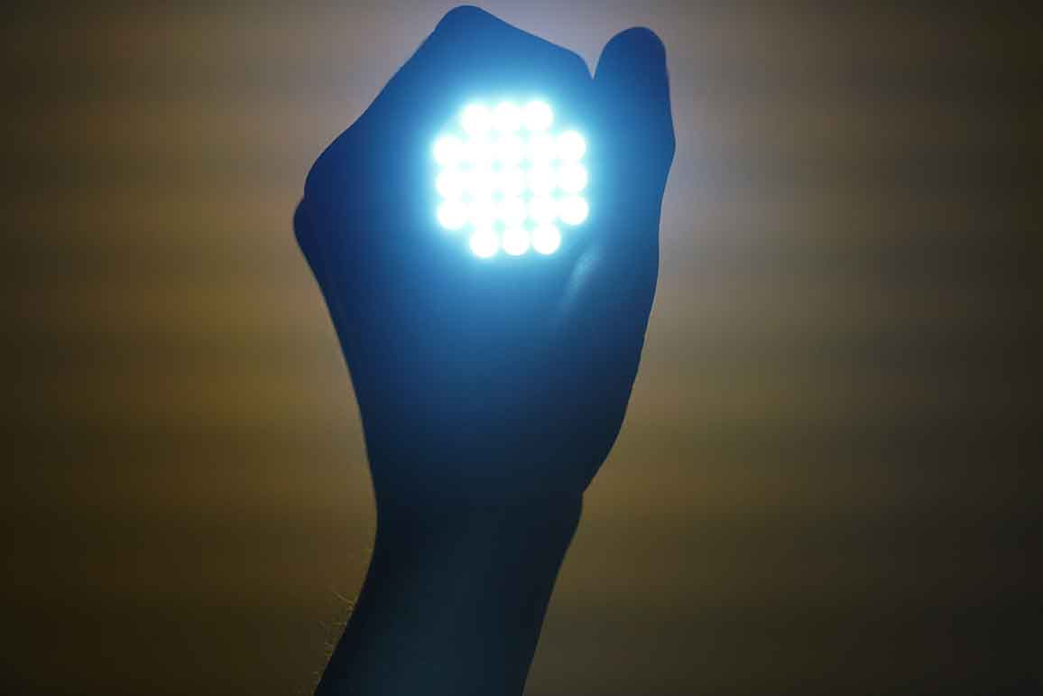 Pflanzenaufzuchtlampe LED Growshop
